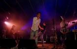Merci à Kevin pour ses superbes lumières! Photo: Aurélie Douay