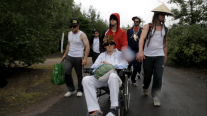 Tournage clip Cool Cavemen (2)